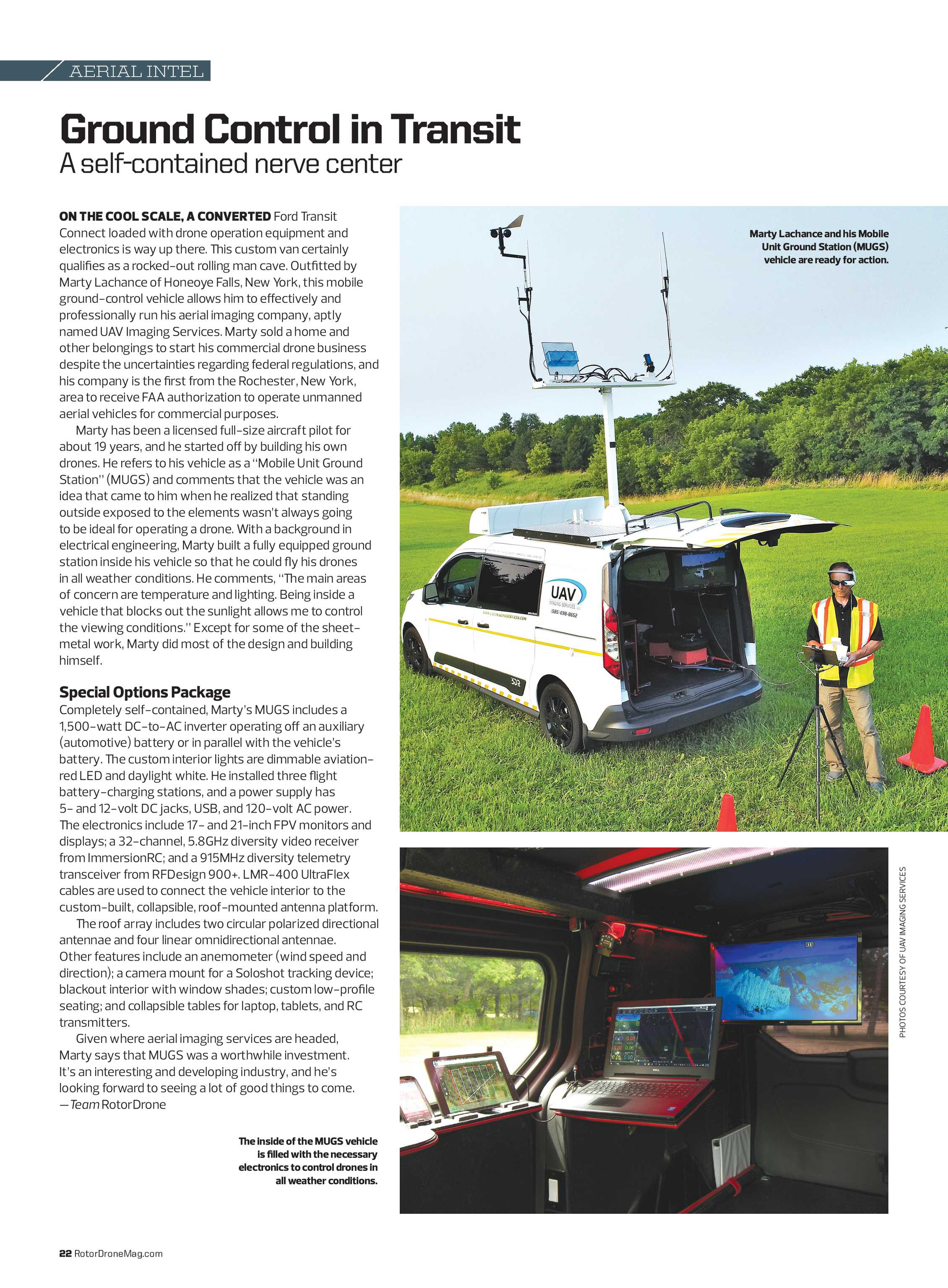 UAV Imaging Services, in the News